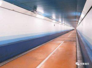 福冈居然有一条仅用双脚就可以走的海底隧道,还是免费的!