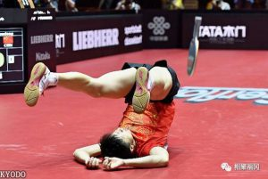 如此下去中国的体育就会变弱