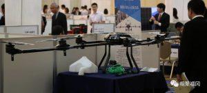 中国农用无人机在日本赚足眼球