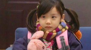 她3岁成为日本