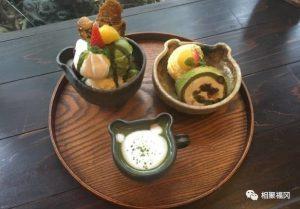 【日本九州自由行之福冈】手工和陶器伴随下午茶时光,福冈 大名「Cafe ゆう」