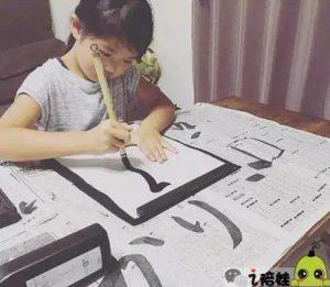 看一看日本孩子的假期作业,就知道差距在哪儿了