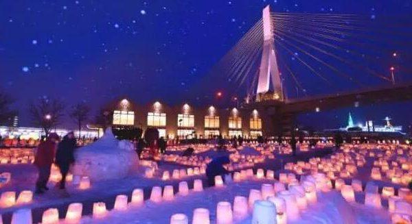 【日本旅行】冬天玩什么?日本雪祭10选(2018年版)