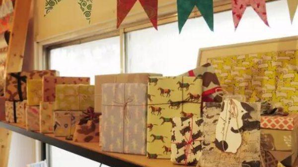 【福冈资讯】文具迷大爱的包装纸专门店,仿佛进入纸的世界