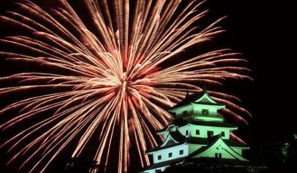 日本九州地区的2019花火日程来了,最快的这周日就有