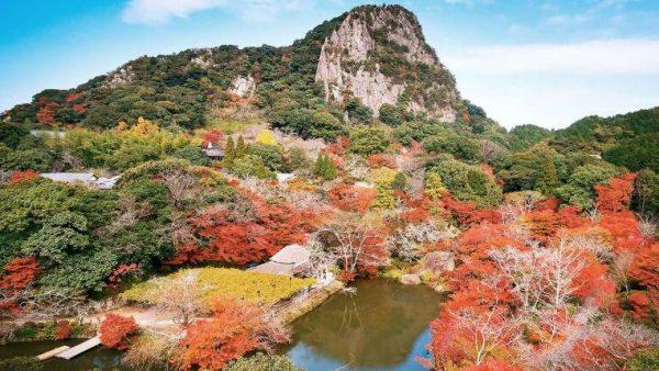 日本九州红叶温泉秘境之旅,秋季旅行必看