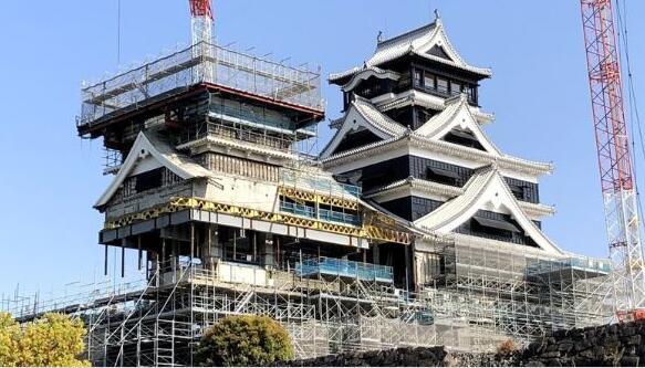 日本旅行|想去日旅行不踩雷,这些正在整修的观光地你不得不知