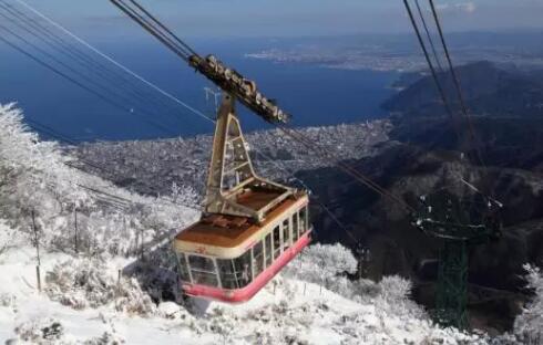 日本九州|看完好想约会的冬季绝景10选。坐车轻易能去的好地