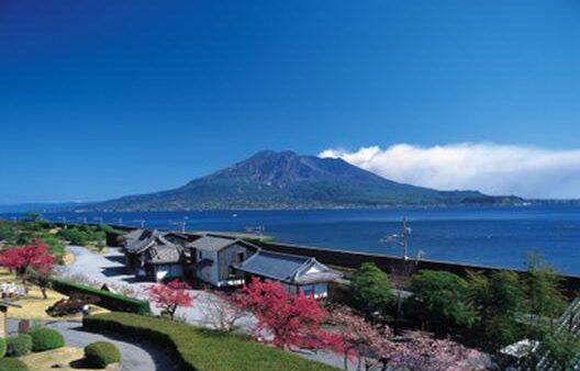 日本九州鹿儿岛:边走边看边吃の乐趣