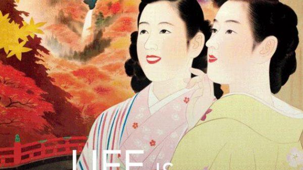 珍贵少见!上个世纪30年代的日本旅游海报居然长这样
