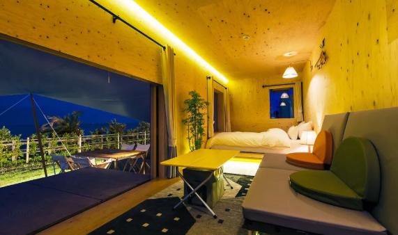 颠覆!带你看日本最豪华的5家户外露营酒店!