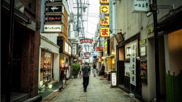 舌尖上的长崎之美食云集新地中华街