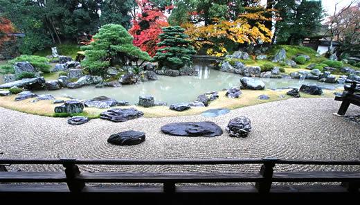 丰臣秀吉亲自设计的三宝庭院,1秒穿越桃山时代